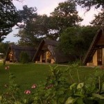 Ursula thatched chalets